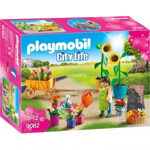 Playmobil 9082 City Life - Fleuriste
