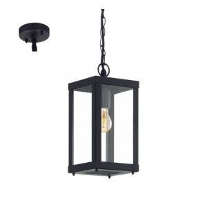 Eglo 94788 Lampe d'extérieur, argent