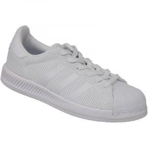 Adidas Superstar bounce by1589 garcon chaussures de sport blanc 35 1 2