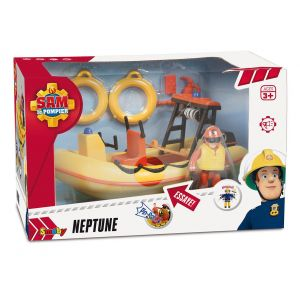 Smoby Sam le pompier Océan Bateau Neptune