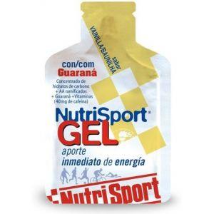Nutrisport Gel Guarana Cycling x24