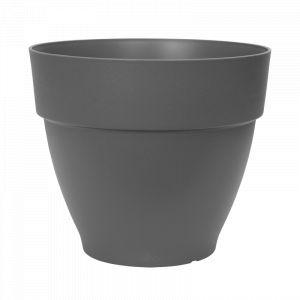 Elho Pot VIBIA campana rond 40cm anthracite