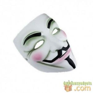 Masque Anonymous V Vendetta