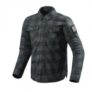 Rev'it Blousons textiles Overshirt Bison