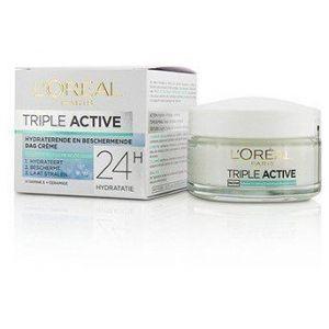 L'Oréal Triple Active - Crème hydratante multi-protectrice Jour