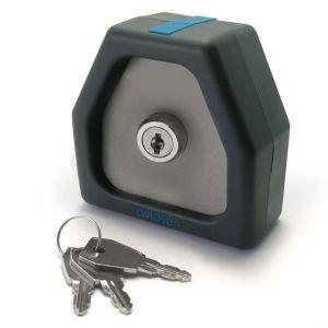 Avidsen Commande à clé pour motorisation de portail ou porte de garage 104258