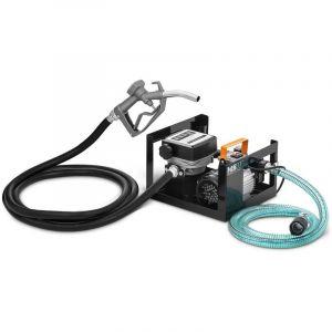 MSW Pompe Électrique À Gasoil Avec Volucompteur Carburant Fioul Diesel Gazole -OP60S