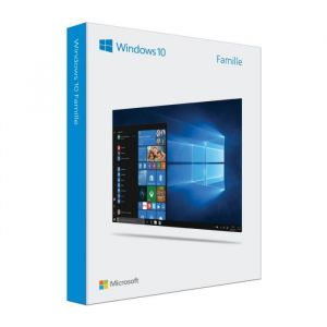 Windows 10 Famille 32/64 bits - Version clé USB [Windows]