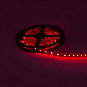 Silamp Ruban LED 12V 5M ROUGE IP54 SMD 2835 60LED/m