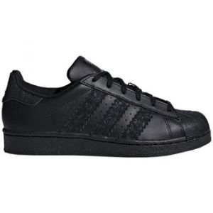 Adidas Chaussures enfant Superstar J Noir - Taille 36,38,36 2/3,37 1/3,38 2/3,35 1/2