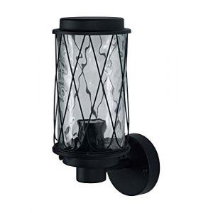 Osram Applique extérieur Endura Classic Cage Up - E27 - Noir