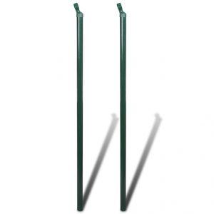 VidaXL 140360 - 2 jambes de force 115 cm