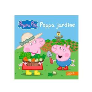 Hachette Peppa Pig - Peppa jardine