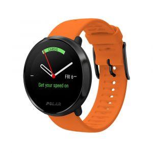 Polar Montre GPS Ignite (avec bracelet en silicone) 2019 - Orange