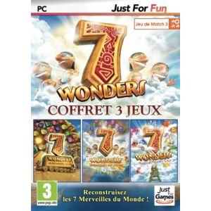 7 Wonders + 7 Wonders : Treasures of Seven + 7 Wonders : Magical Mystery [PC]