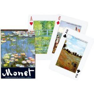 Piatnik Jeu de 54 cartes : Monet