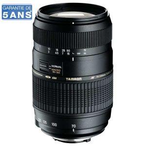 Tamron 70-300 mm / 4-5.6 AF LD Macro 1:2 pour Nikon