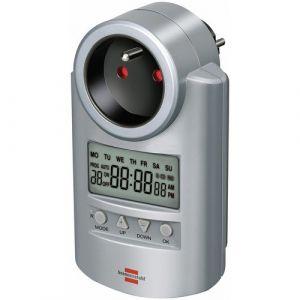 Brennenstuhl Programmateur hebdomadaire Primera-Line DT digital 1507501
