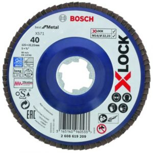 Bosch Accessories 2608619212 Ø 125 mm;1 pc(s)