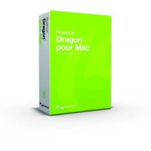 Dragon 5 pour Mac pour Mac OS