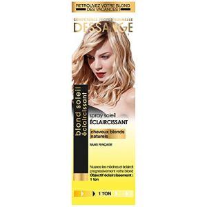 Jacques Dessange Spray soleil éclaircissant, cheveux blonds naturels, sans rinçage