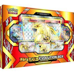 Pokémon Break Evolution Box : Arcanine