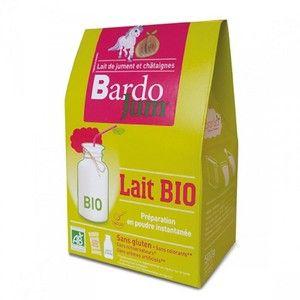 Debardo Boisson Bardo'Jum Châtaignes lait de jument BIO 500g
