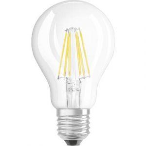 Osram Ampoule LED E27 4058075031913 forme standard 7 W = 60 W blanc chaud (Ø x L) 60 mm x 105 mm EEC: classe A++ à inten