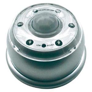 Applique veilleuse automatique 6 Leds avec détecteur de mouvement