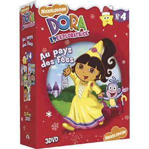 Coffret Dora N°4 : Aux pays des fées