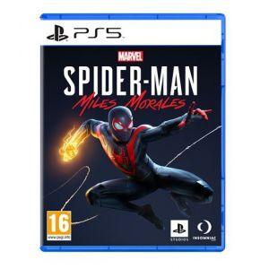 Jeu PS5 Marvel's Spider Man Miles morales [PS5]