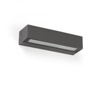 Faro Applique extérieure led Lako Gris anthracite Aluminium 71910