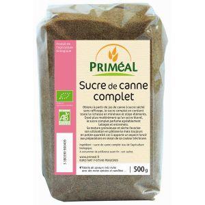 Priméal Sucre de Canne Complet 500g