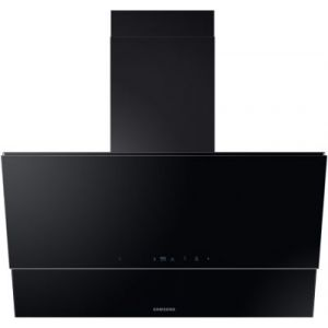 Samsung NK36N9804VB - Hotte inclinée décorative murale