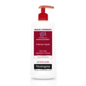 Neutrogena Intense Repair - Lait corps réparation intense