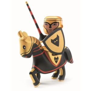 Djeco Figurine Arty Toys - Les chevaliers : Lord Neka