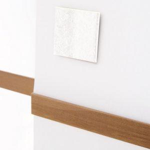 Magnet déco carré (5 x 5 cm)