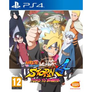 Naruto Shippuden Ultimate Ninja Storm 4 : Road to Boruto [PS4]