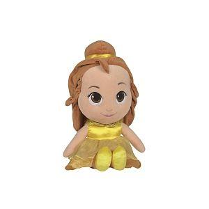 Simba Toys Peluche Belle en robe de bal Disney Princesses