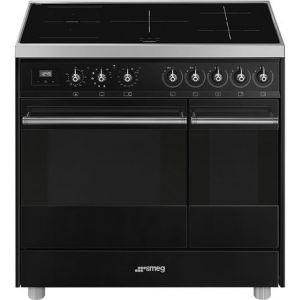 Smeg Piano de cuisson induction C92IPBL9-1