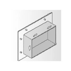 Atlantic CCS 600X500/GAE - Cadre à sceller en aluminium pour grille extérieure