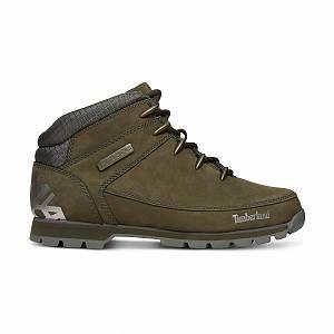 Timberland Eurosprint Kaki Boots Homme