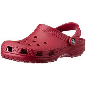 Crocs Classic, Sabots Mixte Adulte, Rose (Pomegranate) 36/37 EU