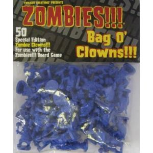 Twilight Creations Zombies !!! Bag O' Clowns!!!