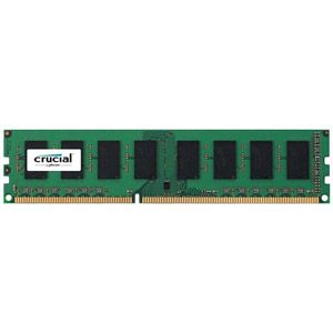 Crucial CT51272BD160BJ - Barrette mémoire DDR3 4 Go DIMM 240 broches