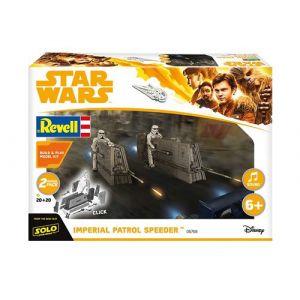 Revell Star Wars - Solo - Imperial Patrol Speeders - 06768