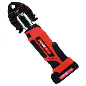 Virax Coffret presse à sertir électro-mécanique 20kN Viper® ML21+ + Pince mère + 2 batteries 1.5Ah 253521
