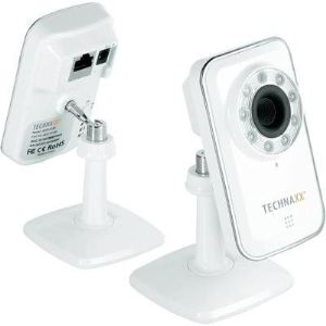 Technaxx Easy IP Cam TX-10 (4161) - Caméra IP pour iOS et Android