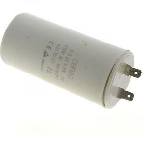 Bosch Condensateur 45µf/450v pour Broyeur vegetaux, Nettoyeur haute pression Mac allister, Nettoyeur haute pression Lavor