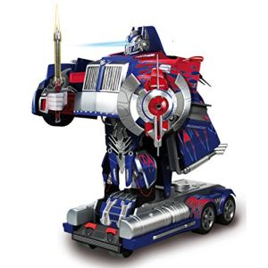 Nikko Autobot Optimus Prime - Voiture robot radiocommandé